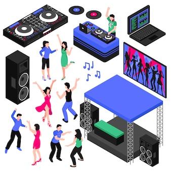 Zestaw dj & music