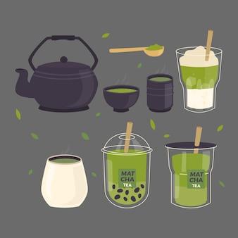 Zestaw do herbaty matcha
