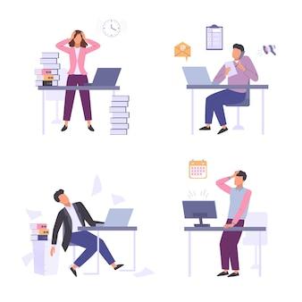 Zestaw do pracy w sytuacjach stresowych