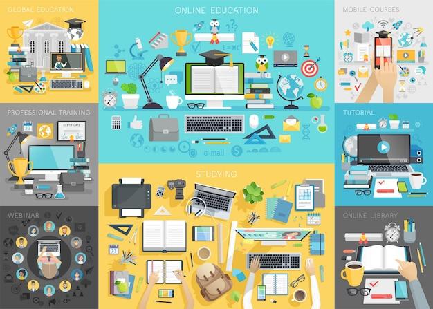 Zestaw edukacyjny online
