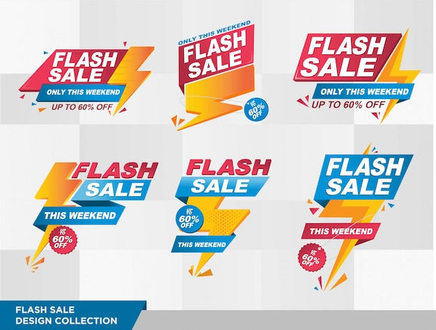 Zestaw flash sale