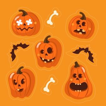Zestaw halloween