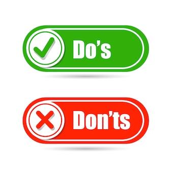 Zestaw ikon linii znacznika wyboru premium