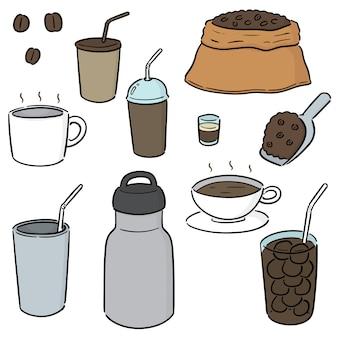 Zestaw kawy