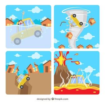 Zestaw klęsk żywiołowych