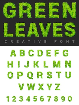 Zestaw liter abc stylowy nowoczesny plakat. kolekcja czcionek alfabetu.