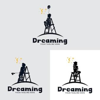 Zestaw logo kids dream