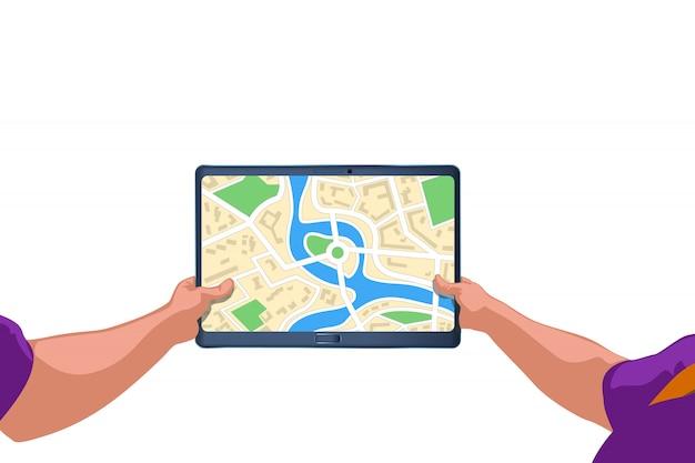 Zestaw map