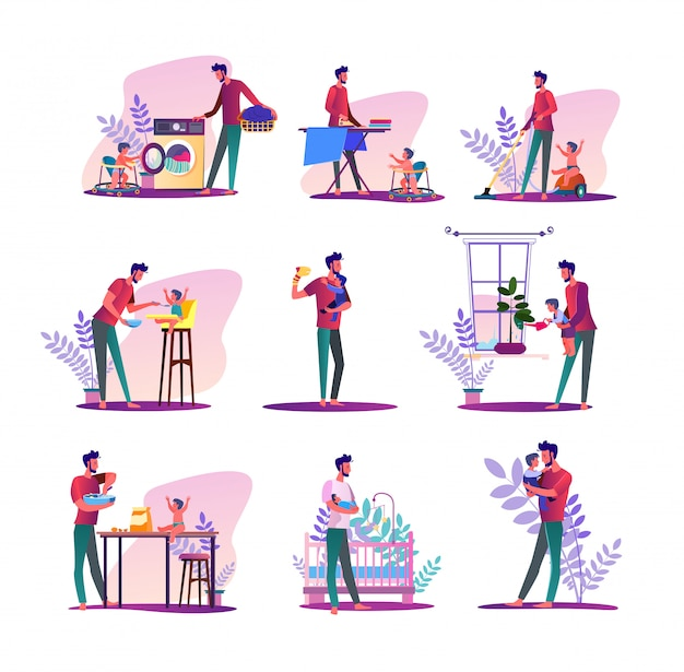 Zestaw męża domowego
