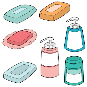 Zestaw mydła