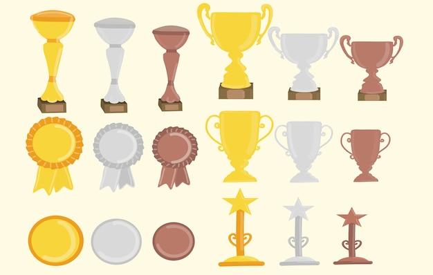 Zestaw nagród