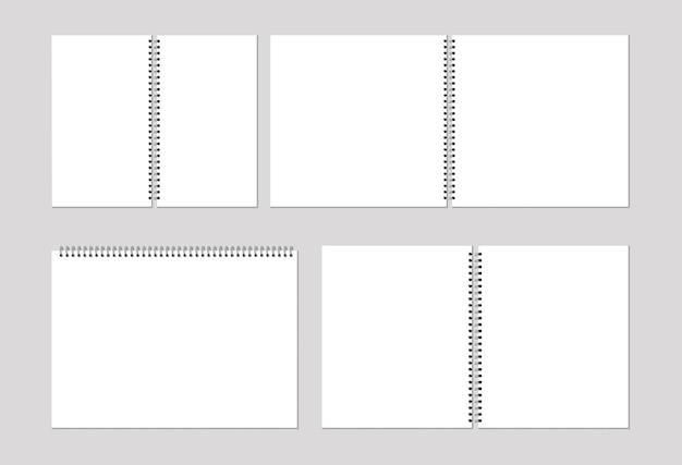 Zestaw notesów i kartek