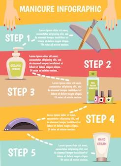 Zestaw plansza do manicure