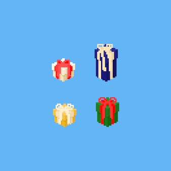 Zestaw podarunkowy pixel