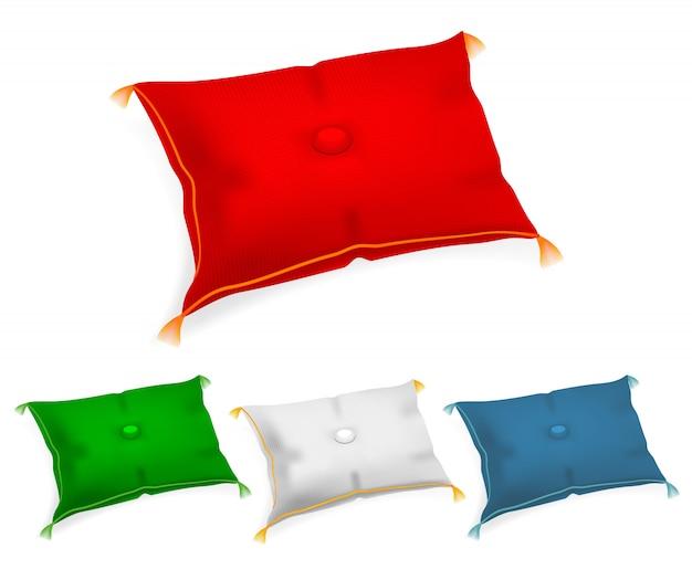Zestaw poduszek na nagrodę lub prezent