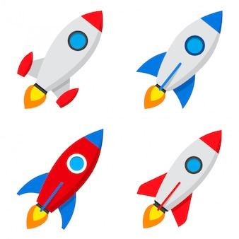 Zestaw rakiet