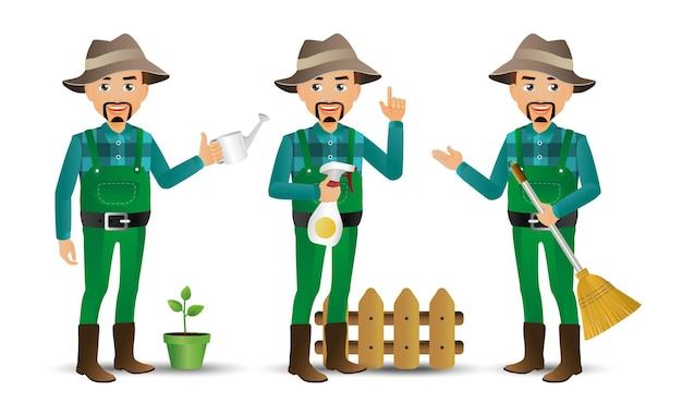 Zestaw rolnika