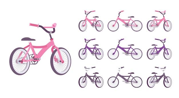 Zestaw rowerowy dla dzieci