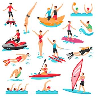 Zestaw sportowy do wody