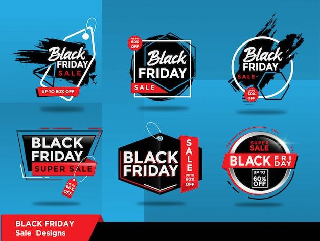 Zestaw sprzedażowy czarny piątek