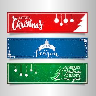 Zestaw świąteczny baner