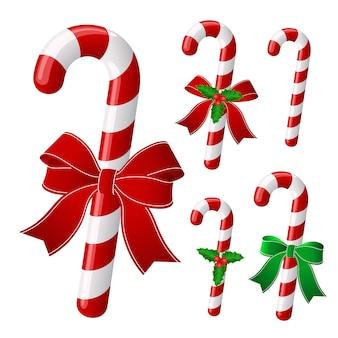 Zestaw świątecznych cukierków