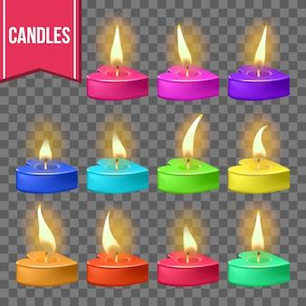 Zestaw świec