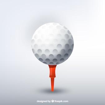 Zestaw sylwetki mężczyzn w golfa