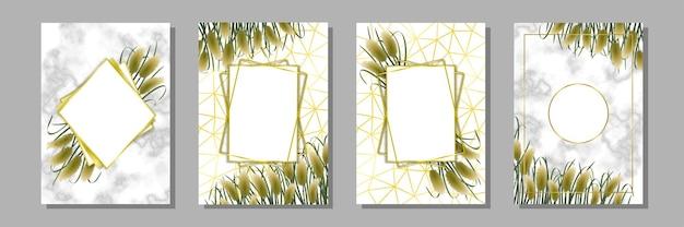Zestaw szablonów z miskantem i marmurowym szablonem makiety a4 na kartki urodzinowe z życzeniami