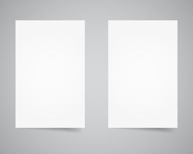 Zestaw tożsamości biznesowej wersja papierowa