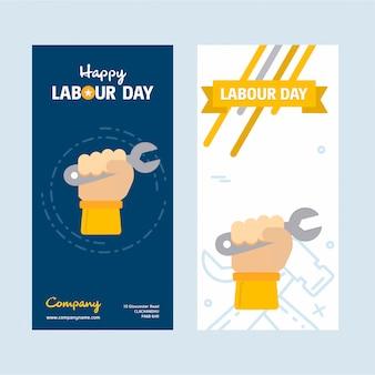 Zestaw transparent dzień pracy
