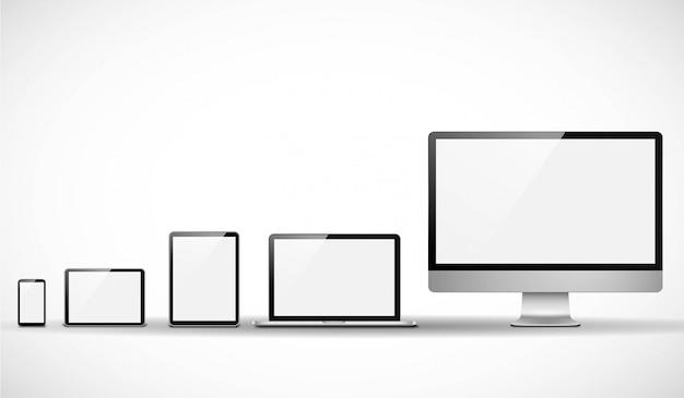 Zestaw urządzeń cyfrowych