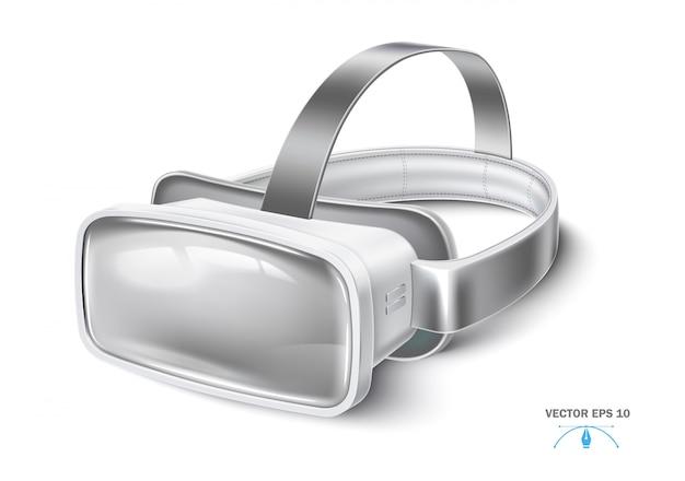 Zestaw wirtualnej rzeczywistości, maska vr