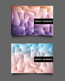 Zestaw wzorców geometrycznych