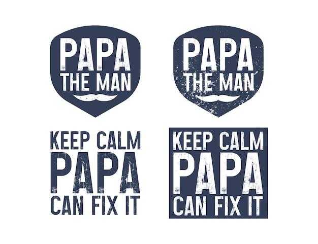 Zestaw zabawny tekst papa cytat w trudnej sytuacji