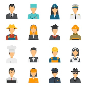 Zestaw zawodów płaskich avatar