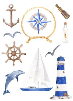 Zestaw żeglarski