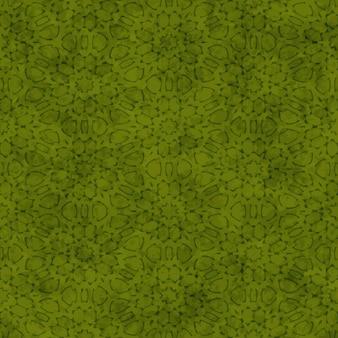 Zielona abstrakcyjny wzór włókienniczych