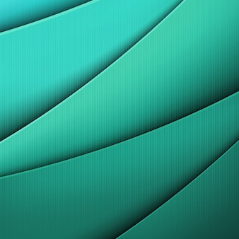 Zielona backgrop gradient mesh, ilustracja