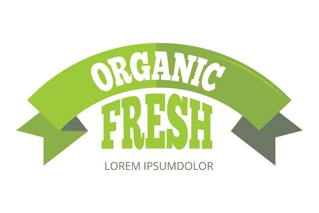 Zielona ekologiczna etykieta ekologiczna
