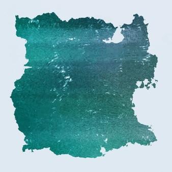 Zielona farba tekstury