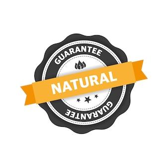 Zielona ikona logo symbol amp tło organiczny bio symbol eko organiczny kształt