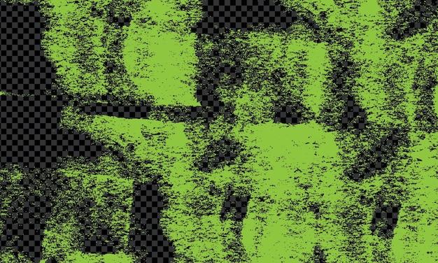 Zielona tekstura tła grunge