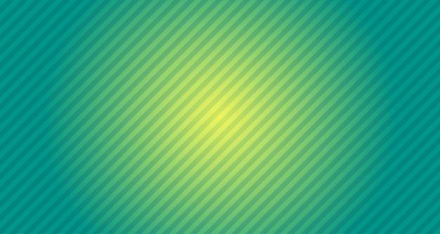 Zielona żółta linia niesamowite tło gradientowe