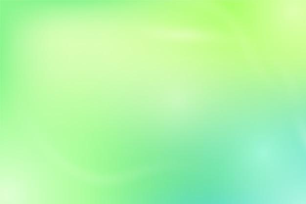 Zielone odcienie gradientu tła
