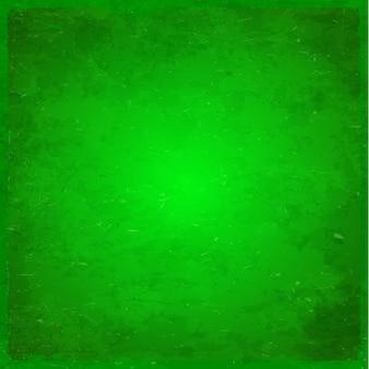 Zielone tło tematyczne nieczysty