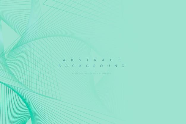 Zielone tło wzorzyste