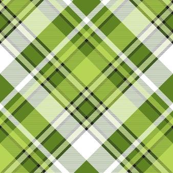 Zielonej tkaniny abstrakcjonistyczny nowożytny bezszwowy wzór