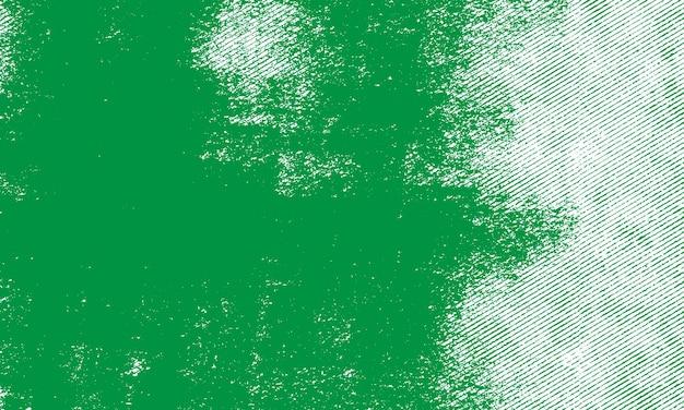 Zielony grunge z rozbryzgowym paskiem tekstury tła