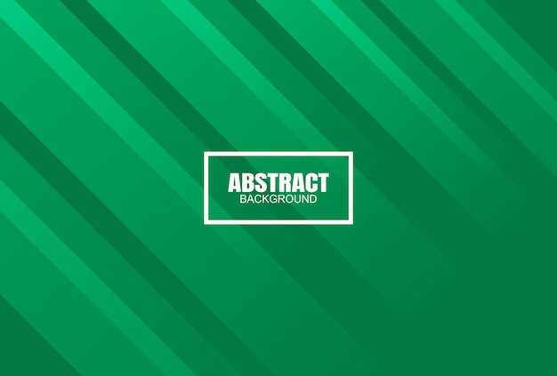 Zielony nowożytny kolorowy abstrakcjonistyczny tło, wektor